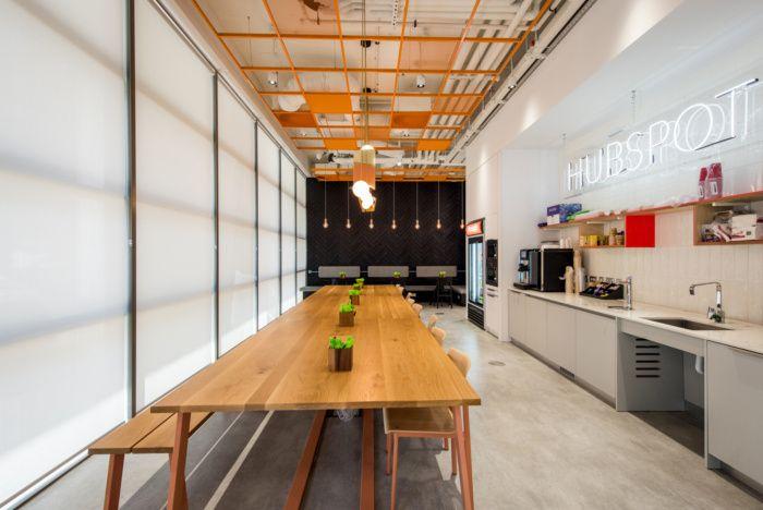 软件公司-茶水间装修设计案例参考