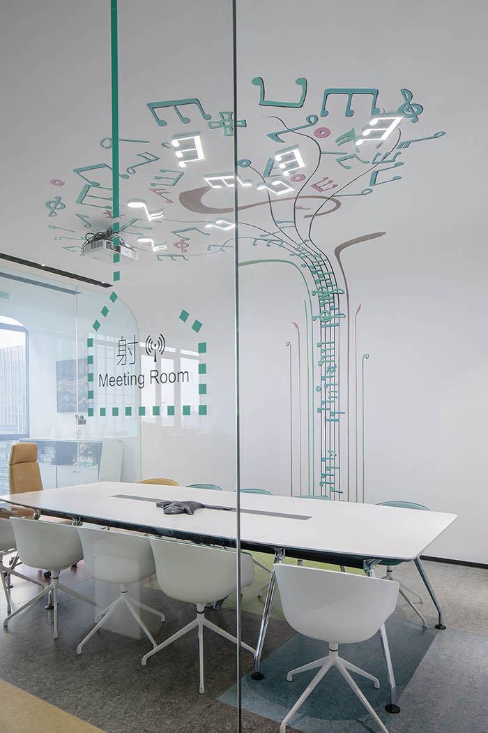 办公室装修设计案例