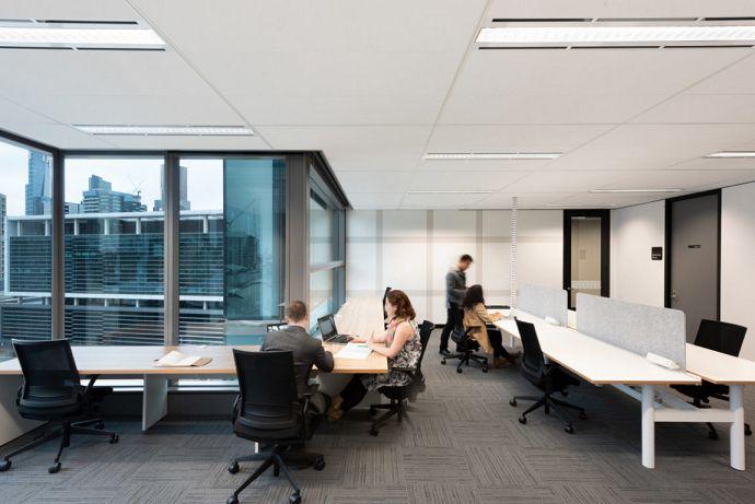 办公室设计公共区域合理规划
